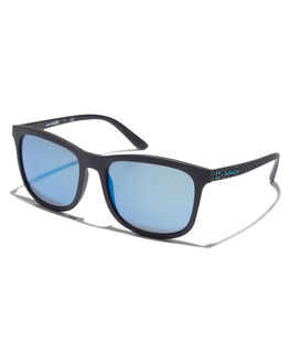 MATTE BLACK BLUE MENS ACCESSORIES ARNETTE SUNGLASSES - 0AN4240MBLKB