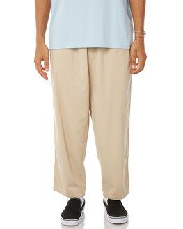 KHAKI MENS CLOTHING POLAR SKATE CO. PANTS - PSC-SURF-KHA