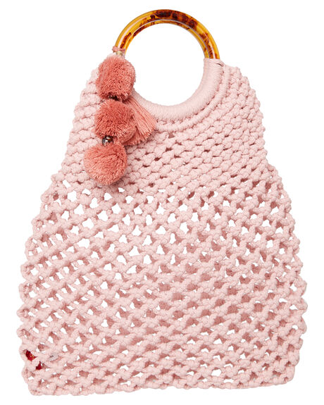 PINK SAND WOMENS ACCESSORIES TIGERLILY BAGS + BACKPACKS - T495824PKSND