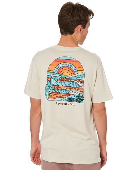 BONE MENS CLOTHING RIP CURL TEES - CTERX93021