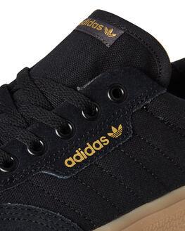 CORE BLACK MENS FOOTWEAR ADIDAS SKATE SHOES - SSDB3093CBLKM