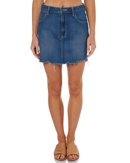 SUMMER DAYS WOMENS CLOTHING WRANGLER SKIRTS - W-950945-EB4SDY
