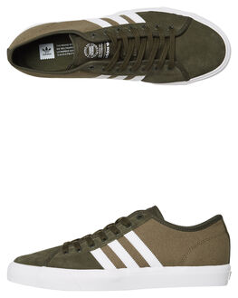 NIGHT CARGO MENS FOOTWEAR ADIDAS SKATE SHOES - DB3140NCRGO