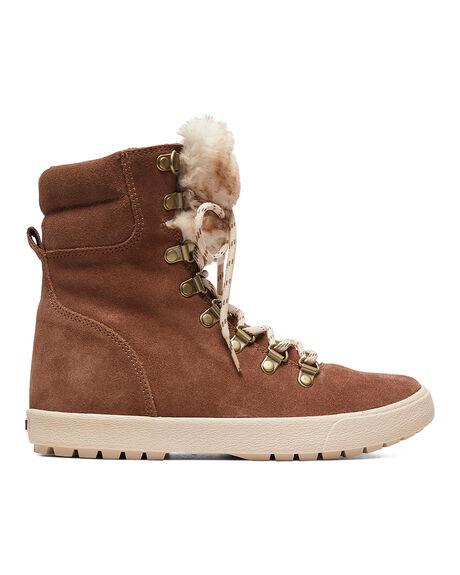 BROWN BOARDSPORTS SNOW ROXY BOOTS + FOOTWEAR - ARJB700630-BRN