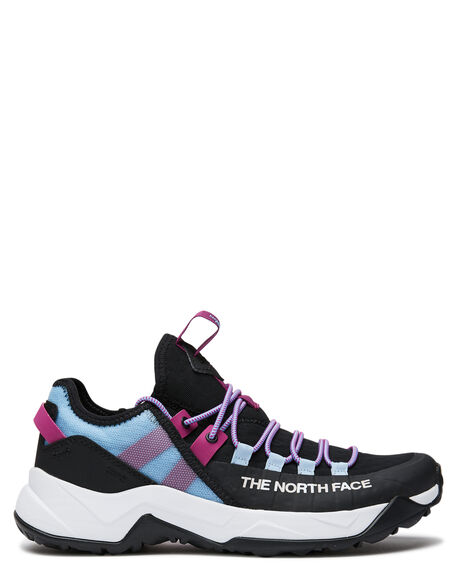TNF BLACK WOMENS FOOTWEAR THE NORTH FACE SNEAKERS - NF0A3X16MX4