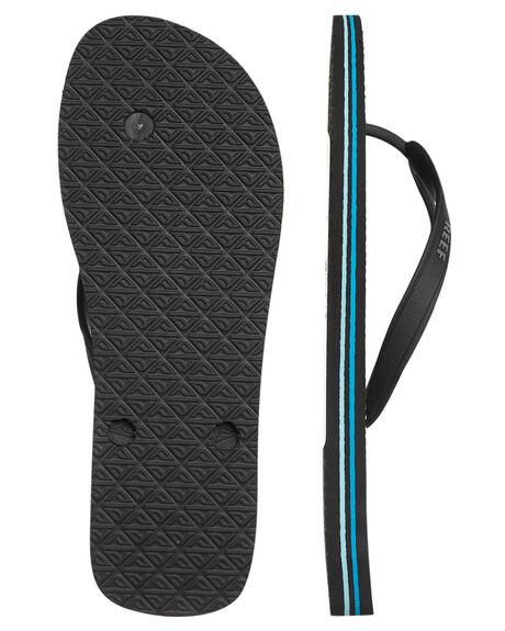BLUE STRIPE MENS FOOTWEAR REEF THONGS - 220BLS