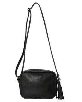BLACK WOMENS ACCESSORIES RUSTY BAGS + BACKPACKS - BFL0962BLK