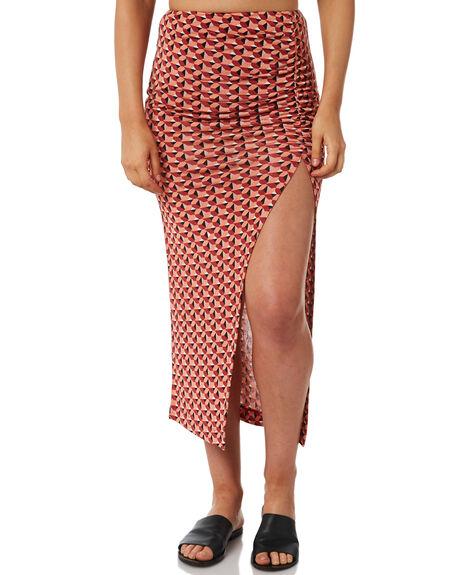MULTI WOMENS CLOTHING TIGERLILY SKIRTS - T382281MUL
