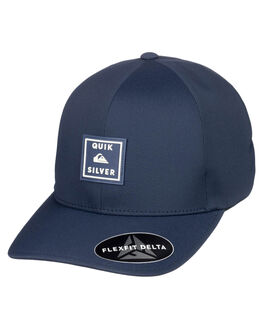 NAVY BLAZER MENS ACCESSORIES QUIKSILVER HEADWEAR - AQYHA04296-BYJ0