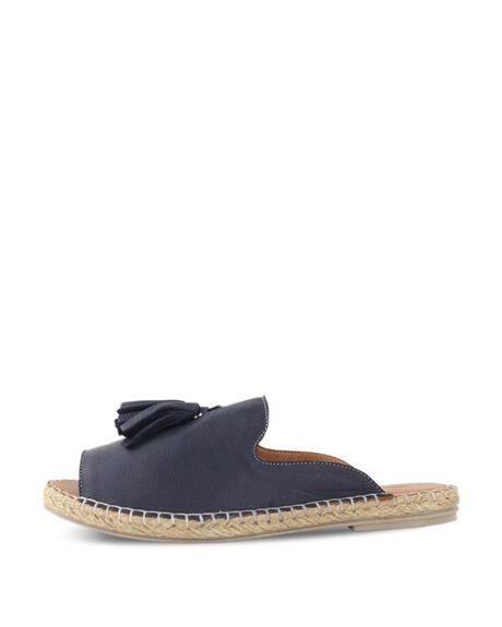 NAVY WOMENS FOOTWEAR BUENO FASHION SANDALS - BUKEILORNVY