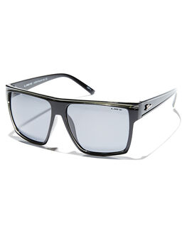 BLACK MENS ACCESSORIES LIIVE VISION SUNGLASSES - LI00399BLK