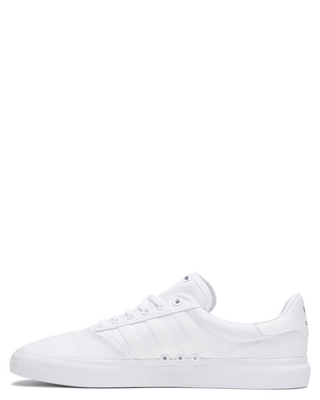 WHITE MENS FOOTWEAR ADIDAS SKATE SHOES - SSB22705WHIM