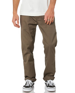MUSHROOM MENS CLOTHING VOLCOM PANTS - A11313S1MSH