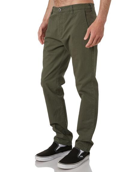 DARK OLIVE MENS CLOTHING RIP CURL PANTS - CPAAM99389
