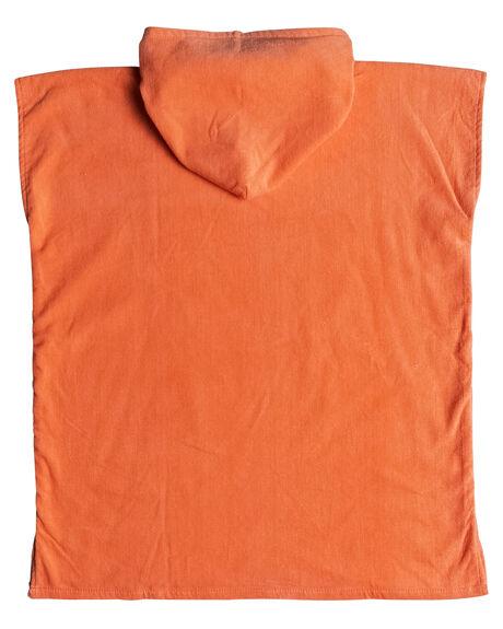 SOUFFLE KIDS GIRLS ROXY TOWELS - ERGAA03053MFG0