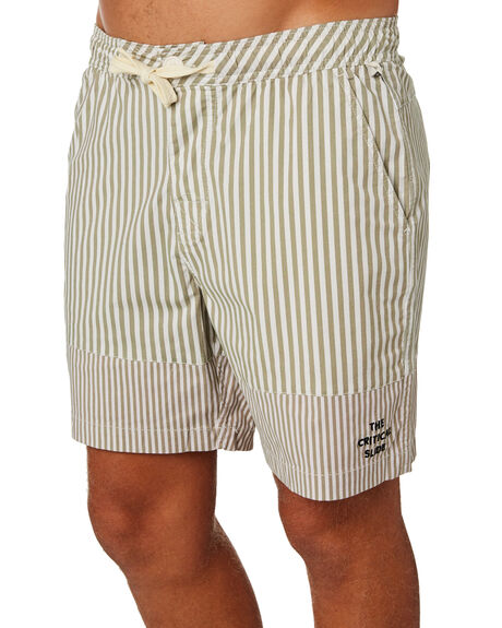 FATIGUE MENS CLOTHING THE CRITICAL SLIDE SOCIETY BOARDSHORTS - BS1885FAT