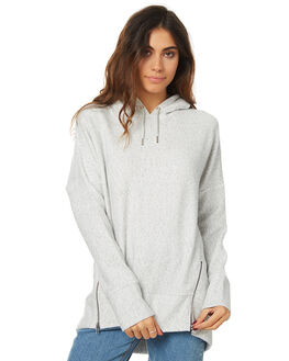 LIGHT MARLE WOMENS CLOTHING SWELL JUMPERS - S8173542LMRL