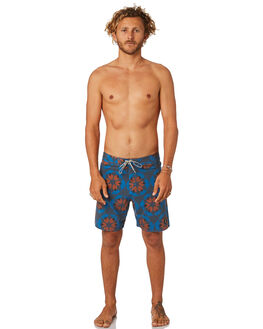 DARK CHARCOAL MENS CLOTHING CAPTAIN FIN CO. BOARDSHORTS - CR172106DCR