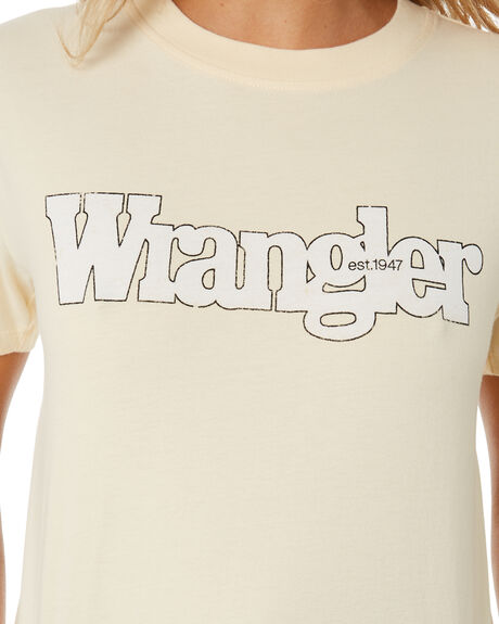 GOLDEN HAZE WOMENS CLOTHING WRANGLER TEES - W-951696-FZ7