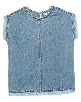 OCEAN BLUE KIDS TODDLER GIRLS BILLABONG DRESSES - 5571482OCNBL