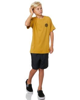 MUSTARD KIDS BOYS RIP CURL TOPS - KTEVW21041