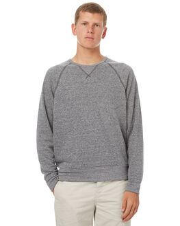 CHARCOAL MENS CLOTHING OUTERKNOWN JUMPERS - 1240014CHH