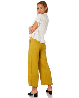 TURMERIC WOMENS CLOTHING RHYTHM PANTS - JUL19W-PA03TUM