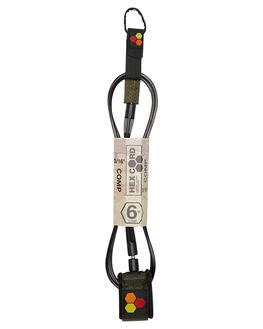 ARMY BLACK SURF HARDWARE CHANNEL ISLANDS LEASHES - 13123100304-ARMY