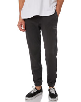 WASHED BLACK MENS CLOTHING RIP CURL PANTS - CPADZ18264