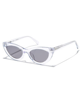 CRYSTAL GLOSS WOMENS ACCESSORIES OSCAR AND FRANK SUNGLASSES - 023CLCRYG