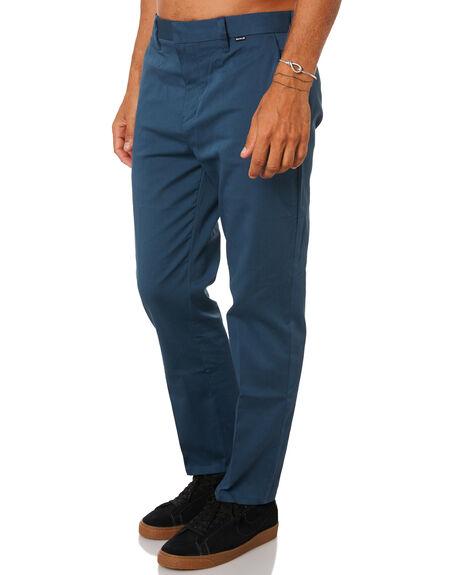 SQUADRON BLUE MENS CLOTHING HURLEY PANTS - 942779464