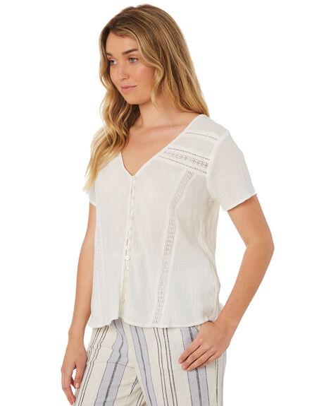 OFF WHITE WOMENS CLOTHING RIP CURL FASHION TOPS - GSHEV10003