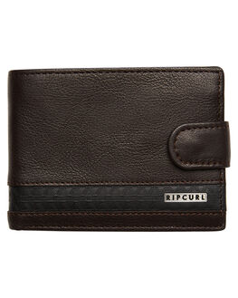 BROWN MENS ACCESSORIES RIP CURL WALLETS - BWLKF10009