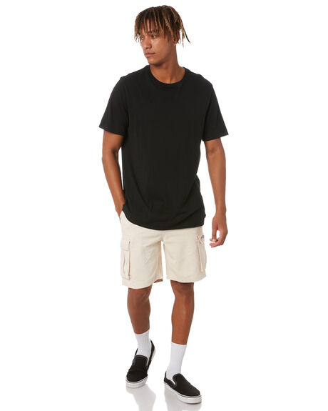 OATMEAL MENS CLOTHING RUSTY SHORTS - WKM1088OAT