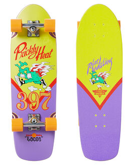 PURPLE YELLOW BOARDSPORTS SKATE DUSTERS COMPLETES - 10531482MULTI