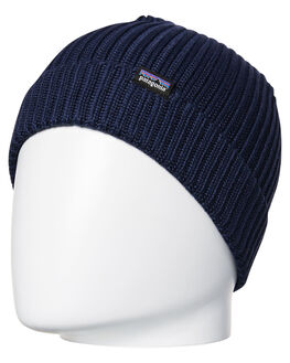NAVY BLUE MENS ACCESSORIES PATAGONIA HEADWEAR - 29105NVYB