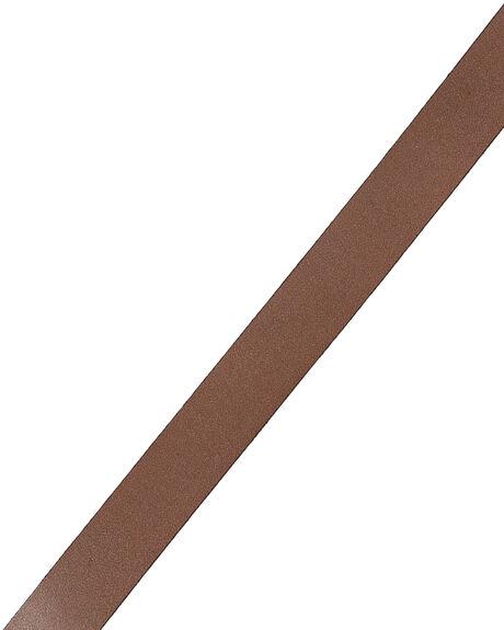 CHOCOLATE MENS ACCESSORIES ELEMENT BELTS - 163721CHOC