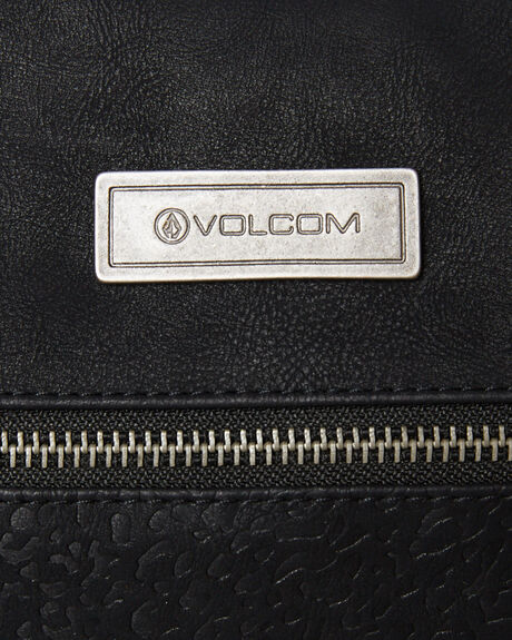 BLACK WOMENS ACCESSORIES VOLCOM BAGS + BACKPACKS - E6441976BLK