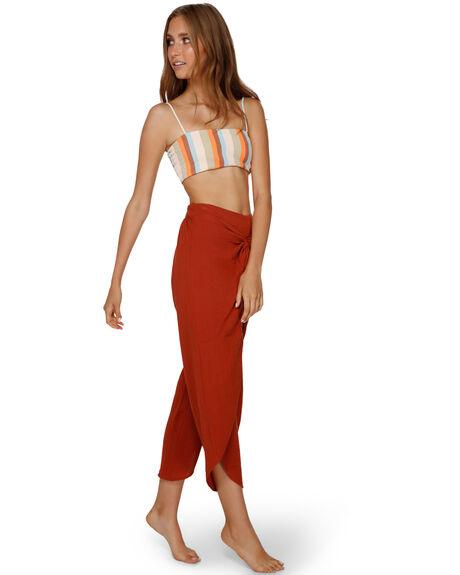 NUTMEG WOMENS CLOTHING BILLABONG PANTS - BB-6591407-N53