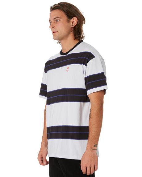 PUMICE MENS CLOTHING GLOBE TEES - GB01211007PUM