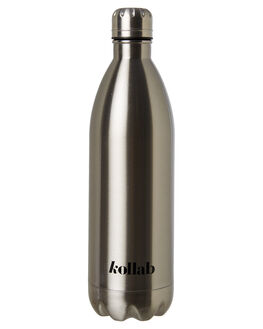 SILVER WOMENS ACCESSORIES KOLLAB DRINKWARE - SS18GLSBTLSLV