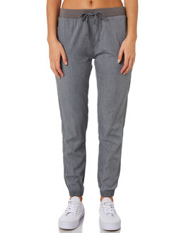 GREY SMOKE WOMENS CLOTHING RUSTY PANTS - PAL0897GYS