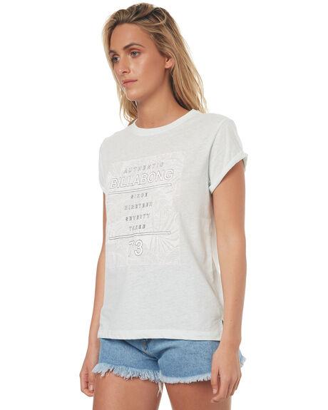 SEA BLEACH WOMENS CLOTHING BILLABONG TEES - 6572004SBH