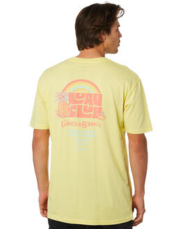 LEMON MENS CLOTHING THE LOBSTER SHANTY TEES - LBSLUAUTEELEM