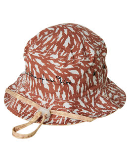 MULTI KIDS TODDLER GIRLS CHILDREN OF THE TRIBE HEADWEAR - BYHT0329MUL