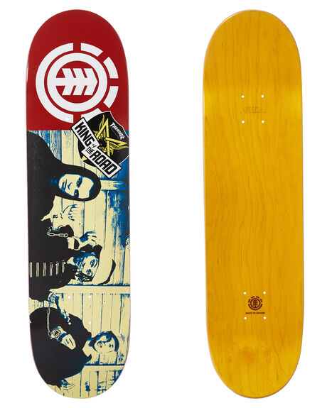 MULTI BOARDSPORTS SKATE ELEMENT DECKS - BDLGQKCGMULTI