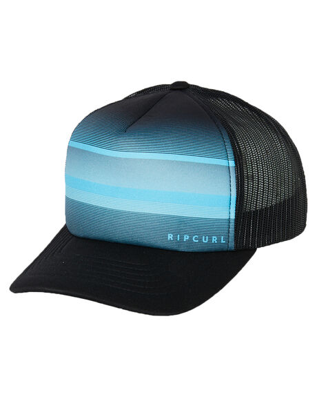 BLUE MENS ACCESSORIES RIP CURL HEADWEAR - CCABU90070