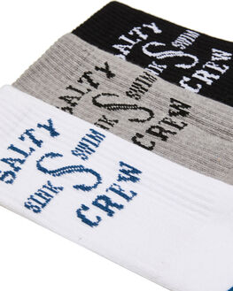 ASSORTED MENS CLOTHING SALTY CREW SOCKS + UNDERWEAR - 35535011ASS