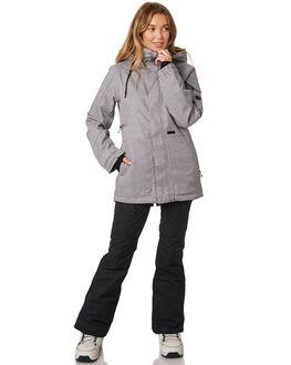 HEATHER GREY BOARDSPORTS SNOW VOLCOM WOMENS - H0451903HGR