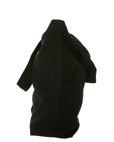 BLACK MENS ACCESSORIES AS COLOUR BAGS + BACKPACKS - 1002BLK